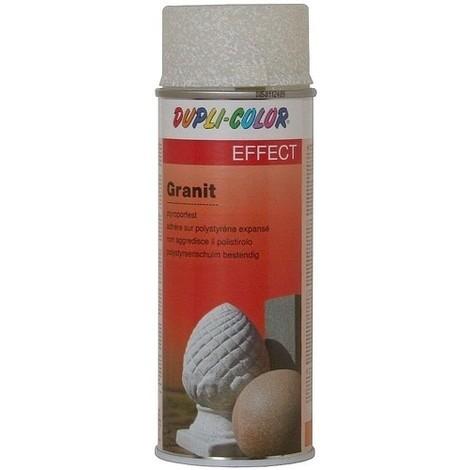 Peinture EFFECT Granit Blanc 400 ml Duplicolor - MO607851