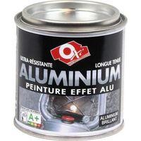 Peinture Effet aluminium 125 ml -D455782