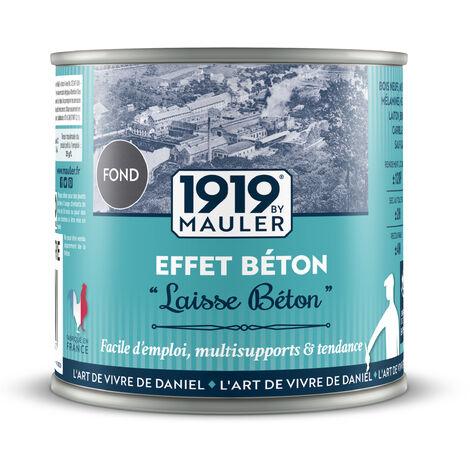"""Peinture effet Béton """"Laisse Béton"""" - Kit 0,75L"""