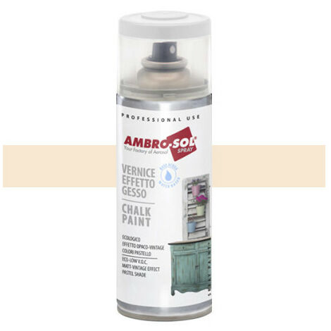 Peinture effet craie 400 ml Beige - Beige