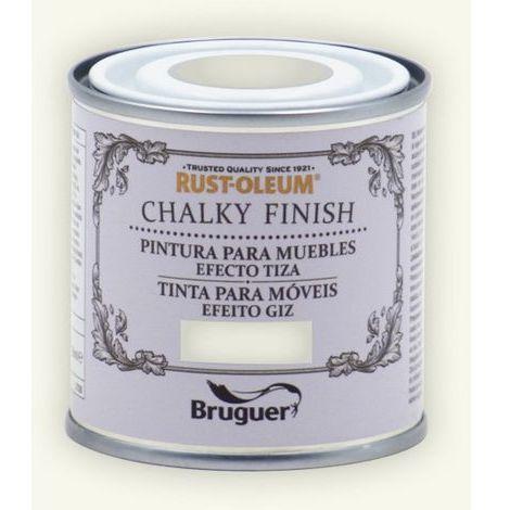 Peinture effet craie Chalk Paint Rust-Oleum Xylazel | 125 ml - 802 Antique White