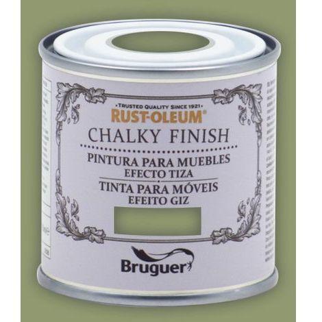 Peinture effet craie Chalk Paint Rust-Oleum Xylazel | 125 ml - 810 Vert Sauge
