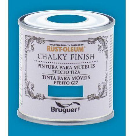 Peinture effet craie Chalk Paint Rust-Oleum Xylazel | 125 ml - 812 Deep Blue