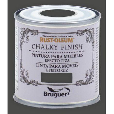 Peinture effet craie Chalk Paint Rust-Oleum Xylazel | 125 ml - 813 Graphite
