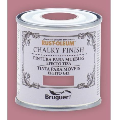 Peinture effet craie Chalk Paint Rust-Oleum Xylazel | 125 ml - 816 Old Rosa