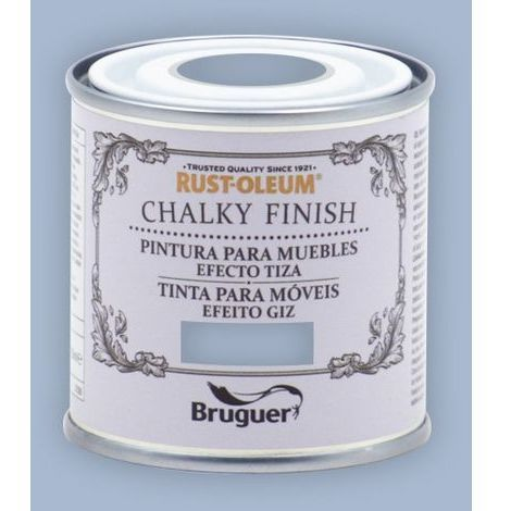 Peinture effet craie Chalk Paint Rust-Oleum Xylazel | 125 ml - Bleu Ciel