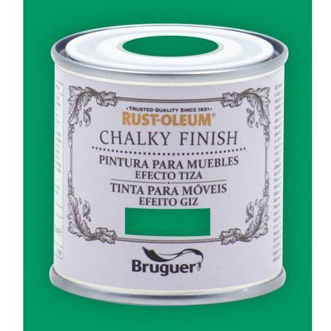 Peinture effet craie Chalk Paint Rust-Oleum Xylazel | 125 ml - Menthe