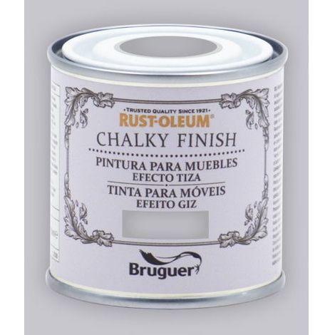 Peinture effet craie Chalk Paint Rust-Oleum Xylazel | 125 ml - Pierre