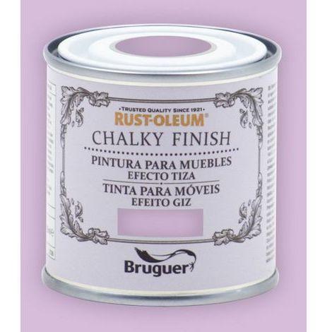 Peinture effet craie Chalk Paint Rust-Oleum Xylazel | 125 ml - violette