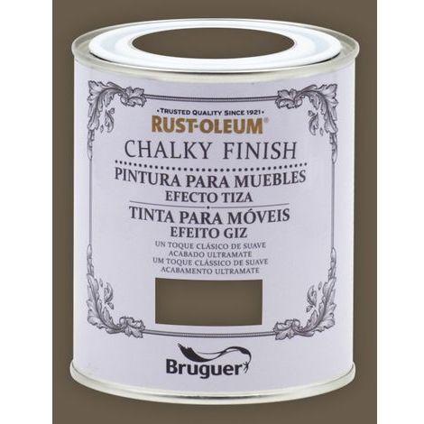 Peinture effet craie Chalk Paint Rust-Oleum Xylazel | 750 ml - 808 Cocoa