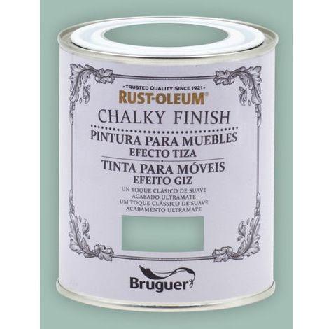 Peinture effet craie Chalk Paint Rust-Oleum Xylazel | 750 ml - 809 Blue Pie
