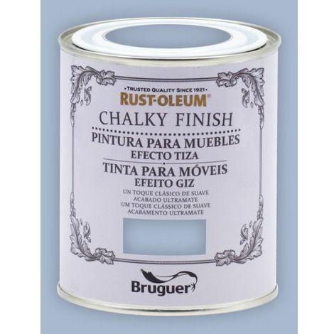 Peinture effet craie Chalk Paint Rust-Oleum Xylazel | 750 ml - Bleu Ciel