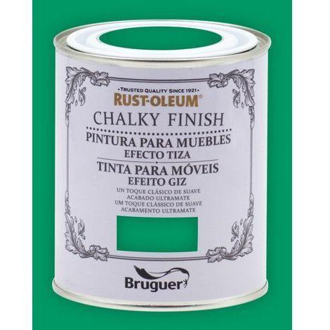 Peinture effet craie Chalk Paint Rust-Oleum Xylazel | 750 ml - Menthe
