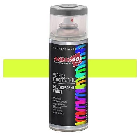 Peinture effet fluorescent 400 ml - Ambro-sol