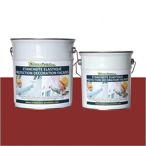 Peinture Etanche & Elastique Pour Protection Façade Roussillon