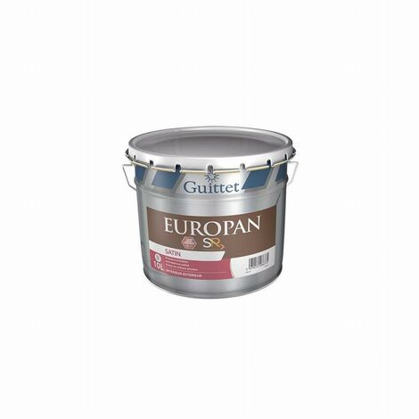 Peinture Europan SR GUITTET 10L Blanc - 26310