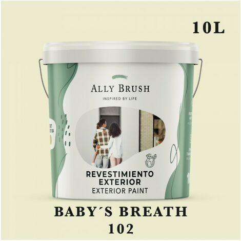 PEINTURE EXTÉRIEURE ALLY BRUSH BABY'S BREATH 10L