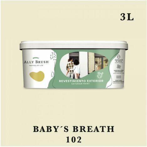 PEINTURE EXTÉRIEURE ALLY BRUSH BABY'S BREATH 3L