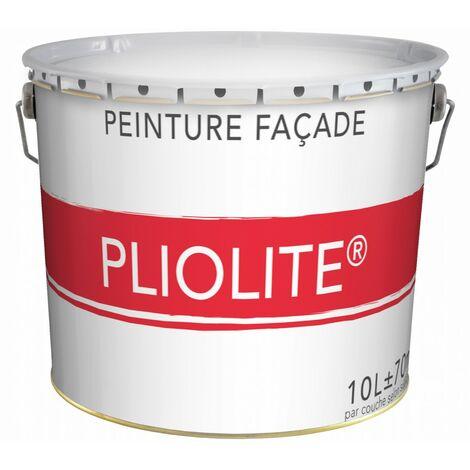 """main image of """"Peinture façade Pliolite, blanc, 10 l"""""""