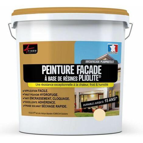 "main image of ""Peinture Façade Pliolite : ARCAFACADE PLIOPROTECT"""