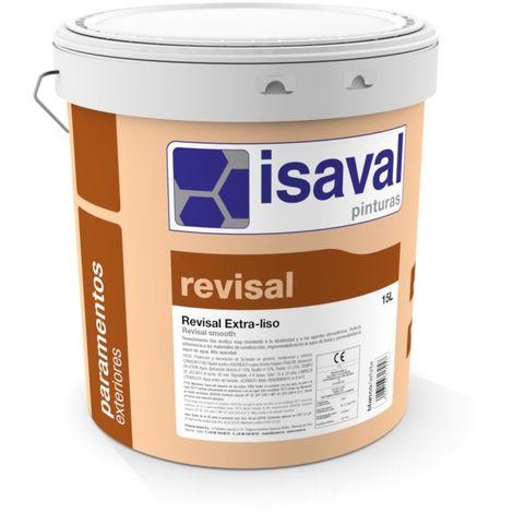 "main image of ""Peinture Façade Revisal Lisse 1Litre RAL 7016 Gris Anthacite - Isaval"""