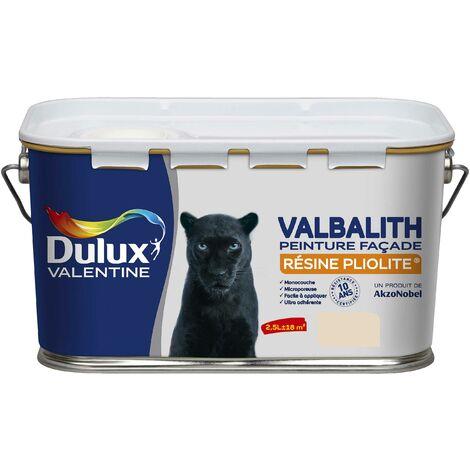 Peinture Façade Valbalith - Dulux Valentine