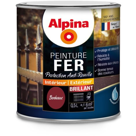 Peinture Fer Alpina
