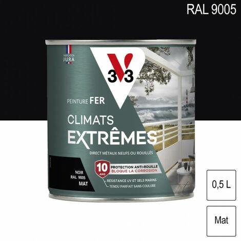 Peinture fer Climat Extrême mat 0,5L (teinte au choix) V33 - plusieurs modèles disponibles