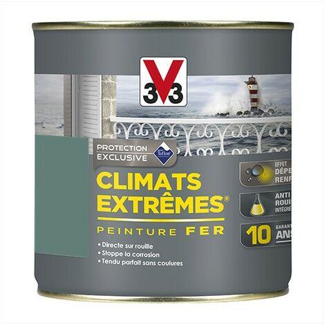 Peinture fer Climats Extreme V33 2L - Teinte: garrigue brillant