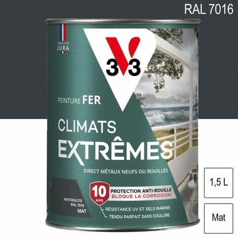 Peinture fer climats extremes 1,5L V33 - plusieurs modèles disponibles