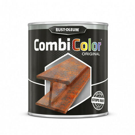 Peinture fer CombiColor Original 250ml RUST-OLEUM - plusieurs modèles disponibles