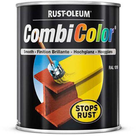 Peinture fer CombiColor Original 750ml RUST-OLEUM - plusieurs modèles disponibles