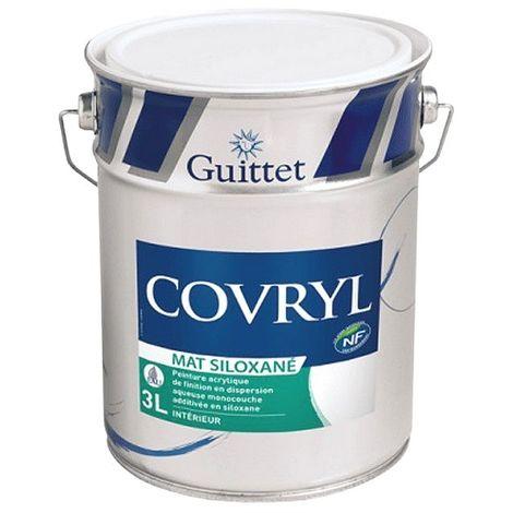 Peinture GUITTET Covryl Mat