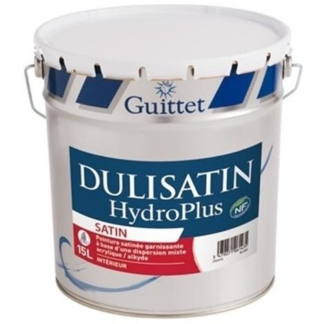 Peinture GUITTET DULISATIN HYDRO+ BLANC