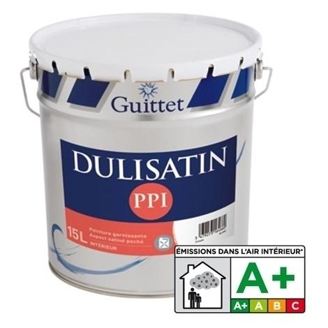 Peinture GUITTET DULISATIN PPI BLANC