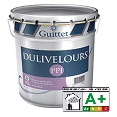 Peinture GUITTET DULIVELOURS PPI BLANC