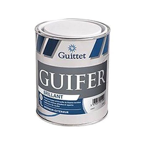 Peinture GUITTET Guifer Brillant NOIR