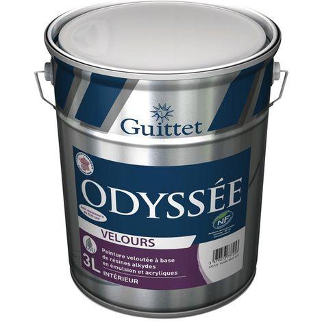 Peinture GUITTET Odyssée Velours BLANC