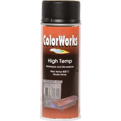 Peinture haute température aérosol