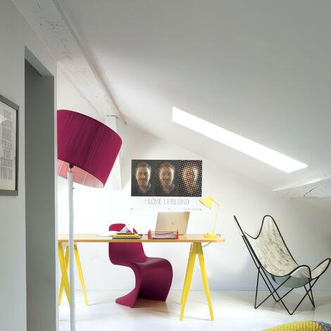 Peinture intérieure Blanc rénovation® Blanc mat 10 L V33 - Blanc