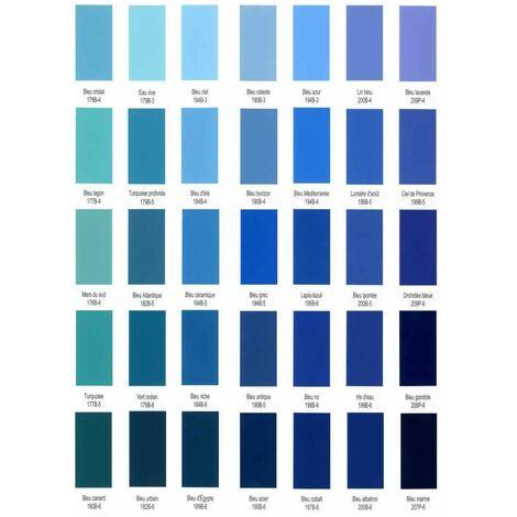 PEINTURE INTÉRIEURE MATE - BLEUEBleu Atlantique - Bidon de 2,5 L - Bleu Atlantique