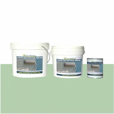 Peinture Laque Epoxy Spécial Carrelage Vert Pastel