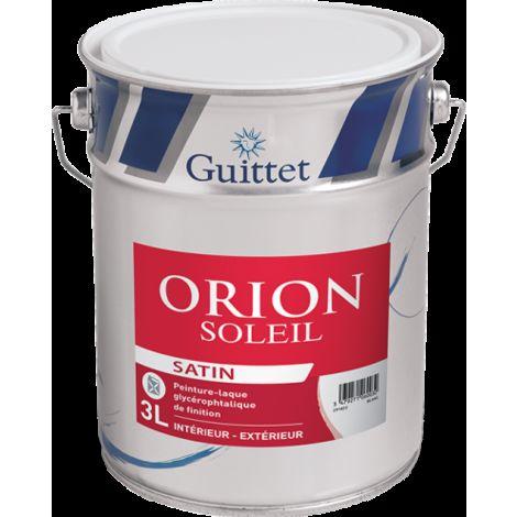 Peinture-Laque glycéro Guittet Orion Soleil satin 3L