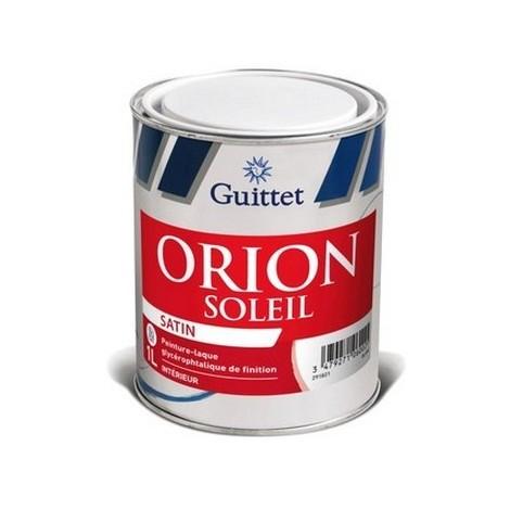 Peinture Laque GUITTET Orion Soleil Satin BLANC