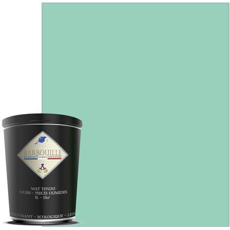 Peinture lessivable acrylique mat – murs et plafonds