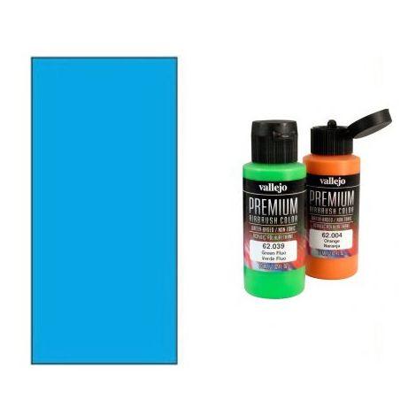 Peinture Lexan Vallejo RC Color Basic Blue