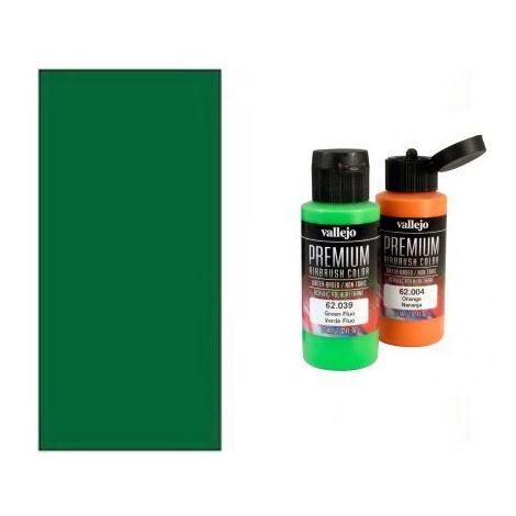 Peinture Lexan Vallejo RC Color Basic Green