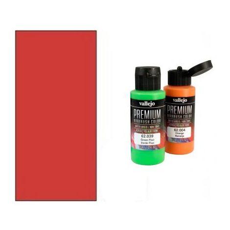 Peinture Lexan Vallejo RC Color Bright Red