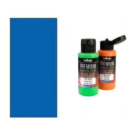 Peinture Lexan Vallejo RC Color Colbat Blue