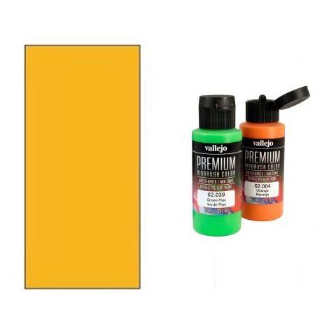 Peinture Lexan Vallejo RC Color Golden Yellow Fluo